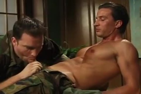boys In Uniform engulfing & ass fucking