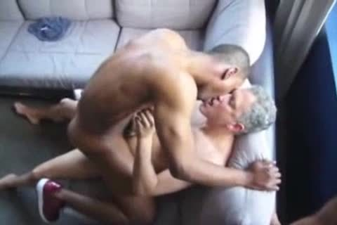ebony twink And older lad bang