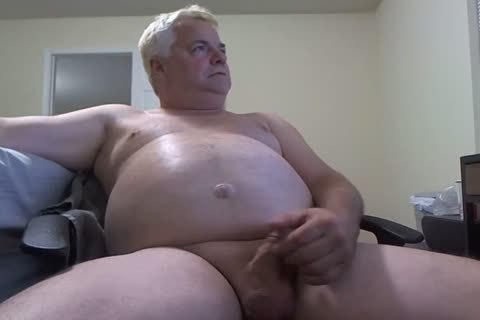 grandpa sperm On webcam