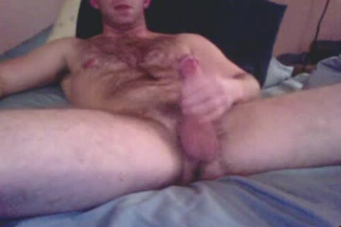 hairy straight lad On cam Shows Feet, pooper & Cums