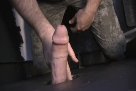 Josh.  The Full Monte.   Gloryhole clip.   09/18/2013