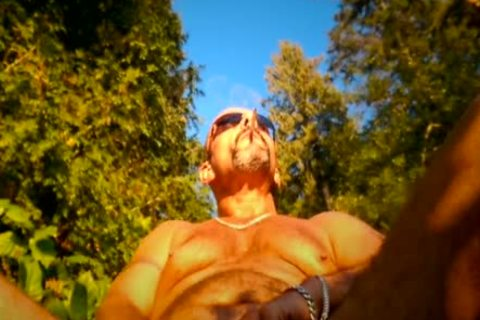 Me jerking off In A long Unabashed Masturbation Session In tasty Stanley Park.