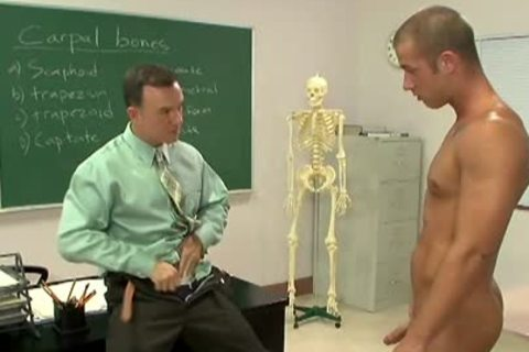 wicked gay engulf Teachers large Phallus In Classroom