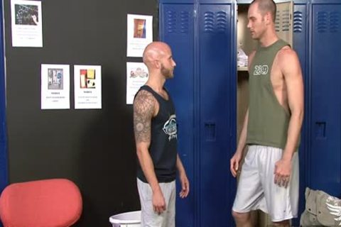 Tattooed Married Male acquires hammered By A homosexual
