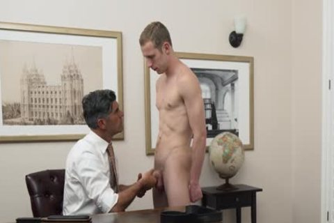 Mormonboyz - Hung cock Inspected And drilled