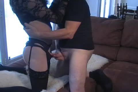 Petgirl Crossdresser hammered By daddy master