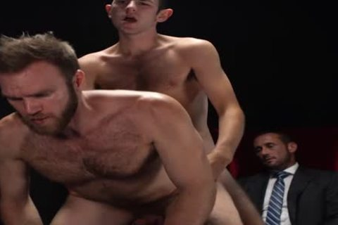 MormonBoyz - Two Missionaries fuck As castigation For Priest Daddy