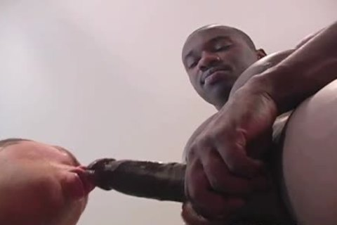 Marc Williams And Marco Paris Love To pound