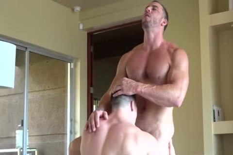 Amazingly straight FIT schlongs Have filthy Muscle Sex & pound HARD!