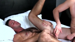 Elation - Jimmy Fanz with Tanner Shields ass Nail