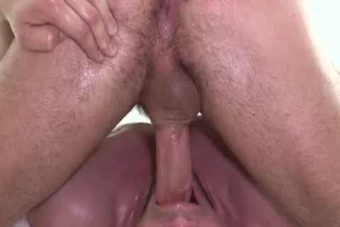 Sex With Oil In bed Part 2
